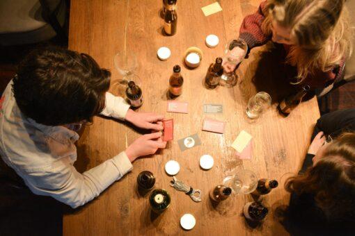30 seconds dichtgetikt kaartspel studenten
